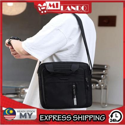 MILANDO Cross-border Sling Bag Multifunctional Casual Men's s Bag Messenger Bag (Type 28)